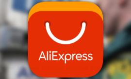 Ecco i nuovi tagli di ricarica telefonica disponibili sull'app di Aliexpress