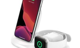 Ecco Belkin 3-in-1, il caricatore wireless che ricarica iPhone, AirPods e Apple Watch