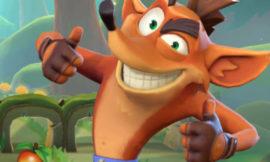 PS5: nuovo Crash Bandicoot svelato da questi gadget?