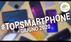 Migliori Smartphone Android (GIUGNO 2020) | #TopSmartphone