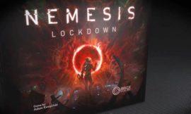 Nemesis: Lockdown, su Kickstarter la nuova espansione di Nemesis