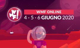WMF 2020, il primo Festival sull'Innovazione ai tempi del Covid-19 è italiano