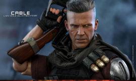 Cable, in arrivo da Hot Toys la nuova action figure da Deadpool 2