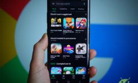 Le categorie si rifanno il look nel Google Play Store