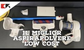 JV53 Lite: il miglior aspirapolvere senza fili economico del 2020