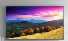 Xiaomi Mi TV 4S 65 pollici presentato in Italia: caratteristiche e prezzo