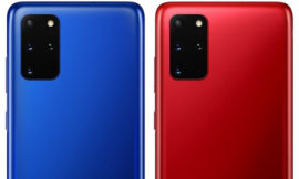Samsung porta in Europa queste nuove colorazioni di Galaxy S20+