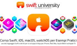 Continua fino al 19 Luglio la promo sul Corso Swift per iPhone, iPad, Mac ed Apple Watch
