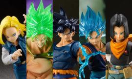 Dragon Ball, annunciate le nuove edizioni speciali di Tamashii Nations