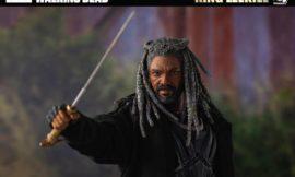 The Walking Dead – King Ezekiel da Threezero