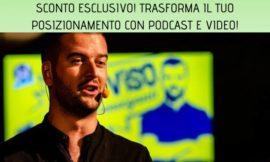 Trasforma il tuo posizionamento con podcast e video! Sconto esclusivo per i lettori di Tom's