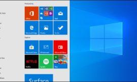 Windows 10: il nuovo menu Start
