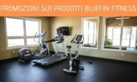 20% di sconto su tanti prodotti Bluefin Fitness