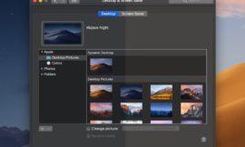 Con macOS Big Sur la modalità scura diventa ancora più scura