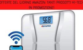 Offerte del giorno Amazon: tanti prodotti hi-tech in promozione!