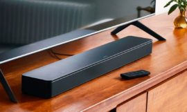 Bose Smart Soundbar 300 con supporto AirPlay 2 disponibile in pre-ordine