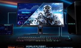Gigabyte M27Q e M27Q, i nuovi monitor da gaming con KVM incorporato